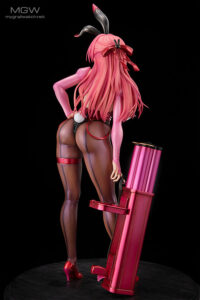Sumeragi Niini by FROG with illustration by Satou Kuuki 6 MyGrailWatch Anime Figure Guide