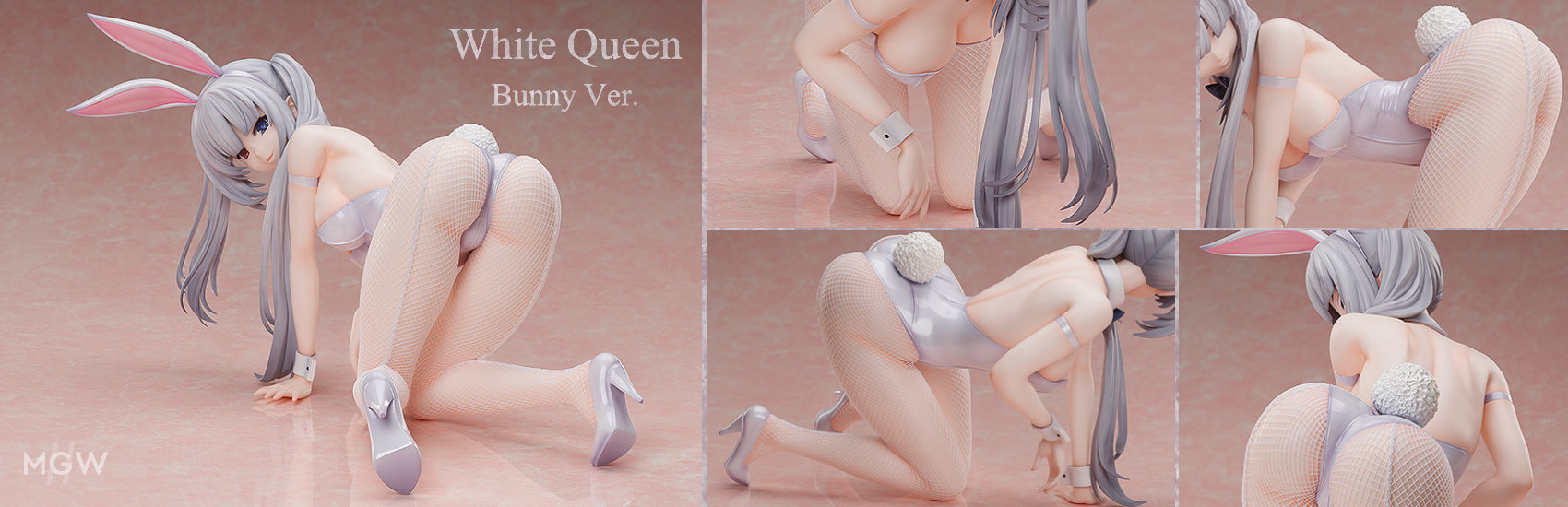 White Queen Bunny Ver. by FREEing from Date A Bullet MGW Anime Figure Pre order Guide