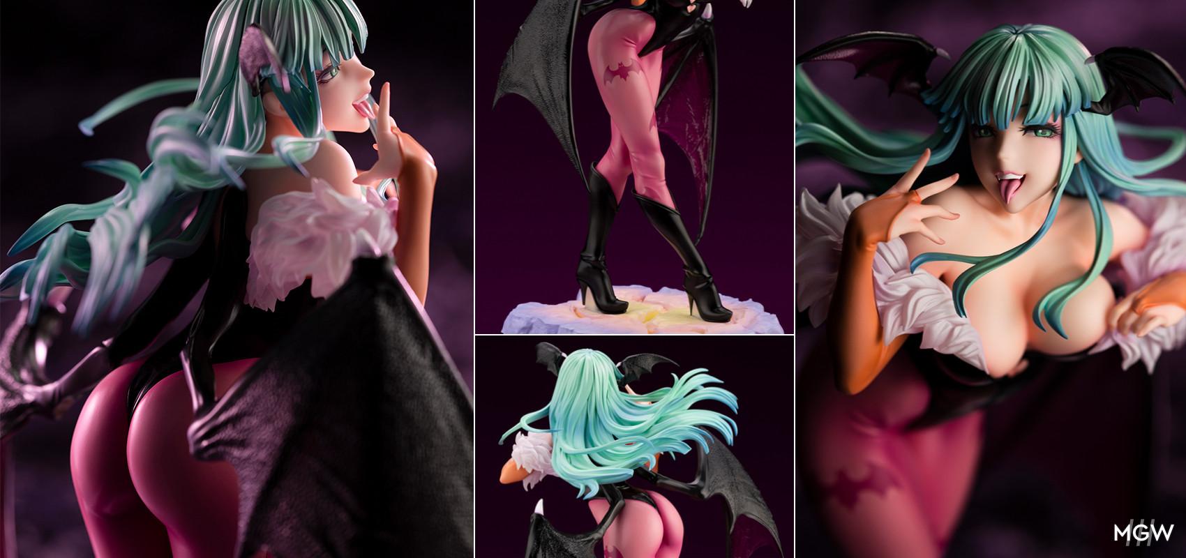 DARKSTALKERS Vampire BISHOUJO Morrigan by Kotobukiya MyGrailWatch Anime Figure Guide