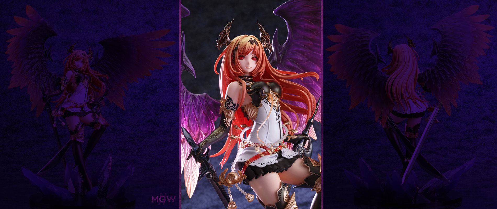 Dark Angel Olivia Renewal Package ver. by Kotobukiya from Rage of Bahamut MyGrailWatch