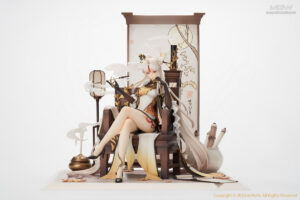 Genshin Impact Ningguang Gold Leaf and Pearly Jade Ver. by miHoYo x APEX 1 MyGrailWatch Anime Figure Guide