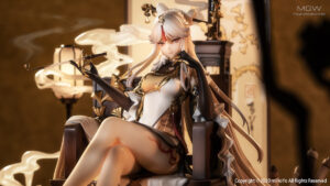 Genshin Impact Ningguang Gold Leaf and Pearly Jade Ver. by miHoYo x APEX 11 MyGrailWatch Anime Figure Guide