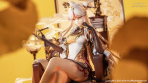 Genshin Impact Ningguang Gold Leaf and Pearly Jade Ver. by miHoYo x APEX 12 MyGrailWatch Anime Figure Guide