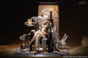 Genshin Impact Ningguang Gold Leaf and Pearly Jade Ver. by miHoYo x APEX 13 MyGrailWatch Anime Figure Guide
