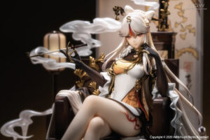 Genshin Impact Ningguang Gold Leaf and Pearly Jade Ver. by miHoYo x APEX 14 MyGrailWatch Anime Figure Guide
