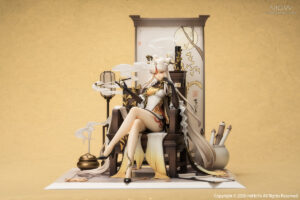 Genshin Impact Ningguang Gold Leaf and Pearly Jade Ver. by miHoYo x APEX 15 MyGrailWatch Anime Figure Guide