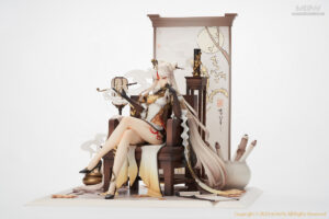 Genshin Impact Ningguang Gold Leaf and Pearly Jade Ver. by miHoYo x APEX 2 MyGrailWatch Anime Figure Guide