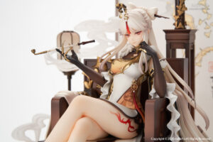 Genshin Impact Ningguang Gold Leaf and Pearly Jade Ver. by miHoYo x APEX 3 MyGrailWatch Anime Figure Guide