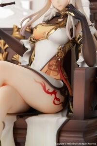 Genshin Impact Ningguang Gold Leaf and Pearly Jade Ver. by miHoYo x APEX 5 MyGrailWatch Anime Figure Guide