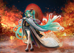 Hatsune Miku Land of the Eternal by Good Smile Company with artwork by Rella 6 MyGrailWatch Anime Figure Guide