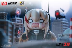 BigFireBird BUILD M4 SOPMOD II JR from Girls Frontline 19 MyGrailWatch Anime Figure Guide