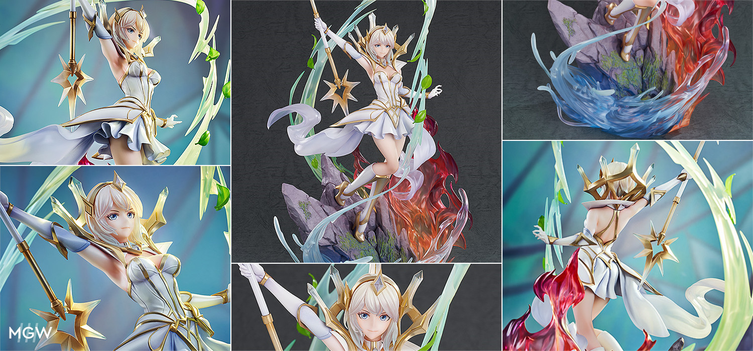 Elementalist Lux by Good Smile Arts Shanghai from League of Legends MyGrailWatch Anime Figure Guide