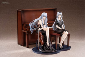 Girls Frontline AN94 Wolf and Fuge Ver. by HobbyMax 7 MyGrailWatch Anime Figure Guide