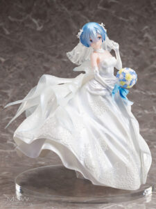 Rem Wedding Dress by FuRyu from ReZERO Starting Life in Another World 2 MyGrailWatch Anime Figure Guide