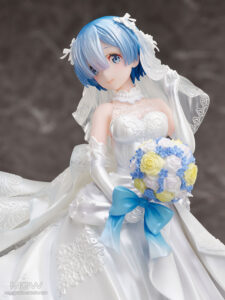 Rem Wedding Dress by FuRyu from ReZERO Starting Life in Another World 5 MyGrailWatch Anime Figure Guide