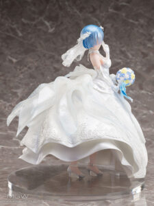 Rem Wedding Dress by FuRyu from ReZERO Starting Life in Another World 7 MyGrailWatch Anime Figure Guide