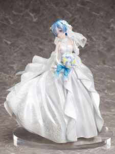 Rem Wedding Dress by FuRyu from ReZERO Starting Life in Another World 9 MyGrailWatch Anime Figure Guide